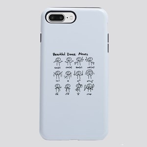 Beautiful (math) dance iPhone 8/7 Plus Tough Case