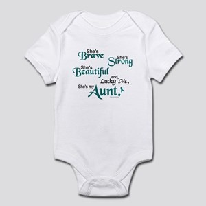 Lucky Me 1 (Aunt OC) Infant Bodysuit