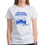 Center For Kids Who Can't Rea Women's T-Shirt