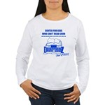 Center For Kids Who Can't Rea Women's Long Sleeve