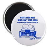 Center For Kids Who Can't Rea Magnet