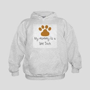 Vet Tech Kids Hoodie