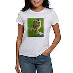 Carolina Wren Women's T-Shirt