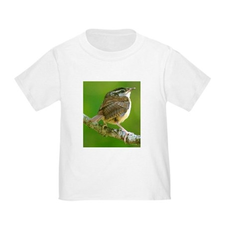 Carolina Wren Toddler T-Shirt