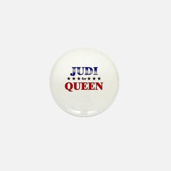 JUDI for queen Mini Button