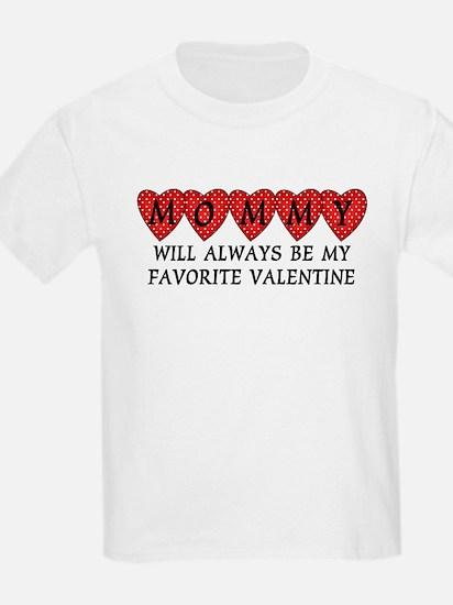 Mommy Favorite Valentine T-Shirt