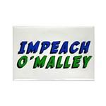 Impeach O'Malley Rectangle Magnet