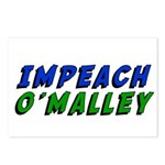 Impeach O'Malley Postcards (Package of 8)