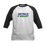 Impeach O'Malley Kids Baseball Jersey