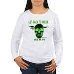 Back to Work Women's Long Sleeve T-Shirt