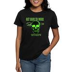 Back to Work Women's Dark T-Shirt