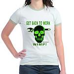 Back to Work Jr. Ringer T-Shirt