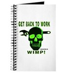 Back to Work Journal