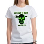 Back to Work Women's T-Shirt
