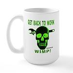 Back to Work Large Mug
