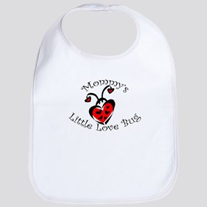 Mommy's Little Love Bug Bib
