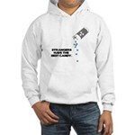 Strangers Have The Best Candy Hooded Sweatshirt