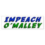 Impeach O'Malley Bumper Sticker