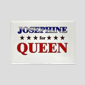 JOSEPHINE for queen Rectangle Magnet