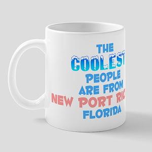 Coolest: New Port Riche, FL Mug
