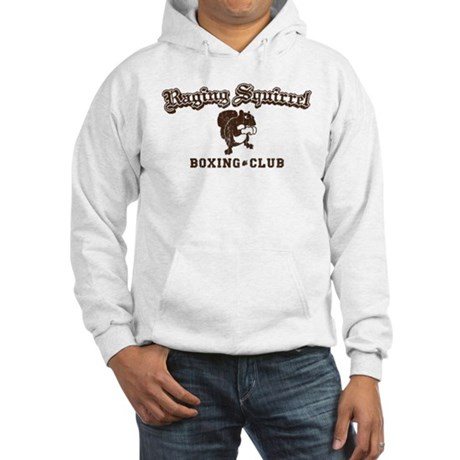 Raging Squirrel Boxing Club Hoodie