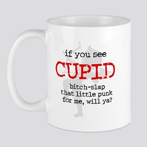 Bitch-Slap Cupid Mug