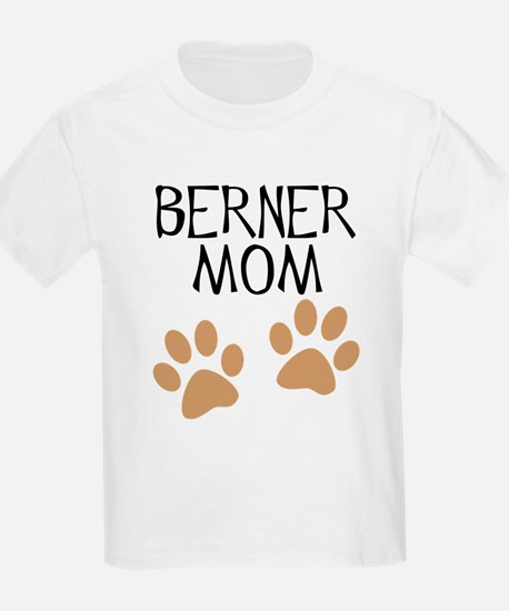 Big Paws Berner Mom T-Shirt