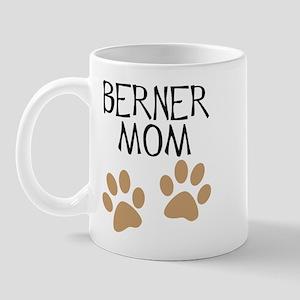 Big Paws Berner Mom Mug