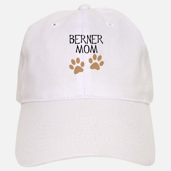 Big Paws Berner Mom Baseball Baseball Cap