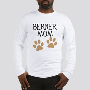 Big Paws Berner Mom Long Sleeve T-Shirt