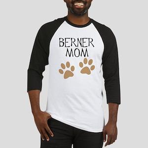 Big Paws Berner Mom Baseball Jersey