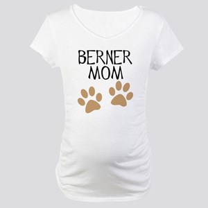 Big Paws Berner Mom Maternity T-Shirt