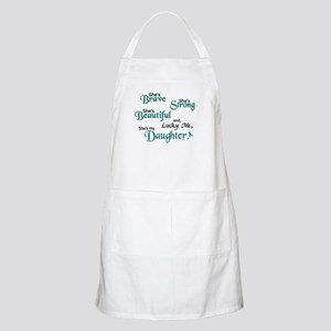 Lucky Me 1 (Daughter OC) BBQ Apron