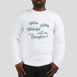 Lucky Me 1 (Daughter OC) Long Sleeve T-Shirt