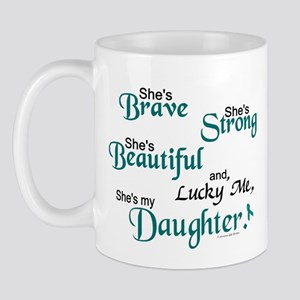 Lucky Me 1 (Daughter OC) Mug