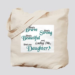 Lucky Me 1 (Daughter OC) Tote Bag