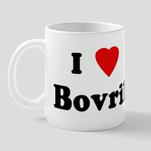 I Love Bovril Mug
