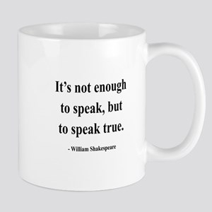 Shakespeare 22 Mug