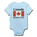 Canada Looks Better Every Day Infant Bodysuit