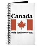 Canada Looks Better Every Day Journal