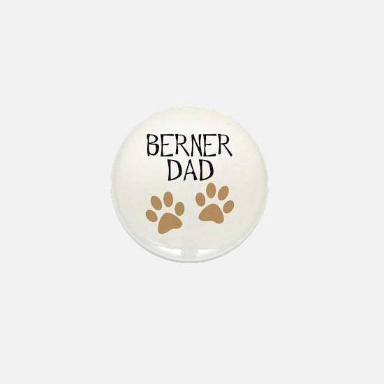 Big Paws Berner Dad Mini Button