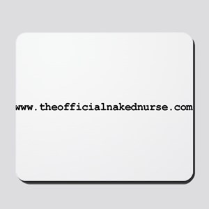 Web site Mousepad
