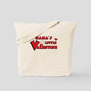 Nana's Little Valentine Tote Bag