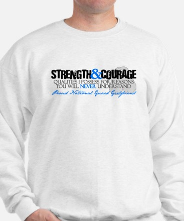 Strength&Courage NG Girlfrien Sweatshirt