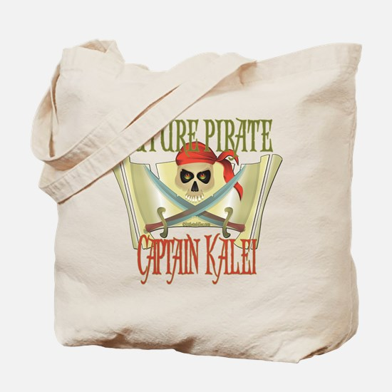 Captain Kalei Tote Bag