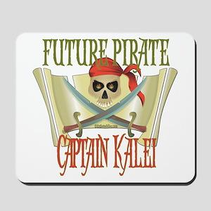 Captain Kalei Mousepad