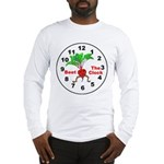 Beet The Clock Long Sleeve T-Shirt
