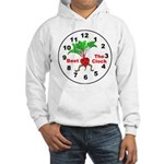 Beet The Clock Hooded Sweatshirt