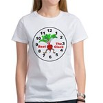 Beet The Clock Women's T-Shirt
