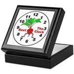 Beet The Clock Keepsake Box